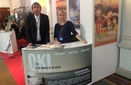 Filmu studija RIJA piedalās Eiropas Filmu tirgū Berlīnē