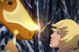 """""""ZELTA ZIRGS""""- uz lielajiem ekrāniem animācijas filma-pasaka visai ģimenei"""