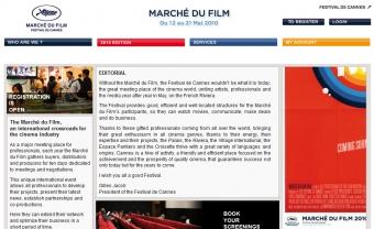 Studija RIJA piedalās Kannu filmu tirgū