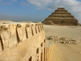 THE SECRETS OF THE PYRAMID OF DJOSER