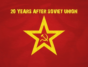 20 years after Soviet Union collapse